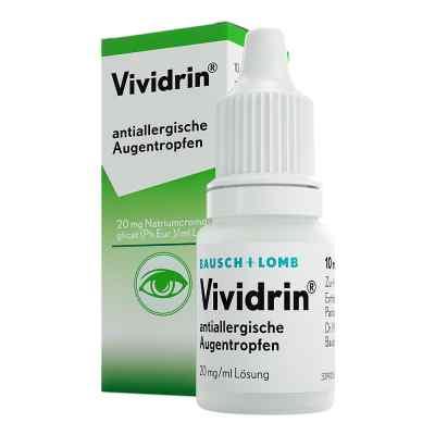 Vividrin antiallergische Augentropfen  bei apotheke-online.de bestellen