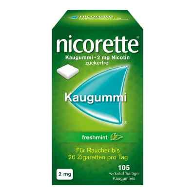 Nicorette 2mg freshmint  bei apo.com bestellen