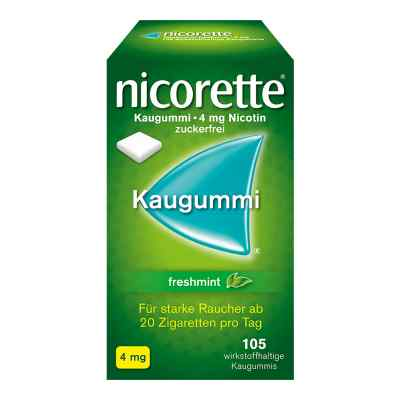 Nicorette 4mg freshmint  bei apo.com bestellen