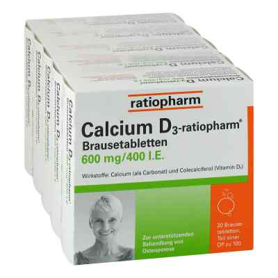 Calcium D3-ratiopharm 600mg/400 internationale Einheiten  bei apotheke-online.de bestellen