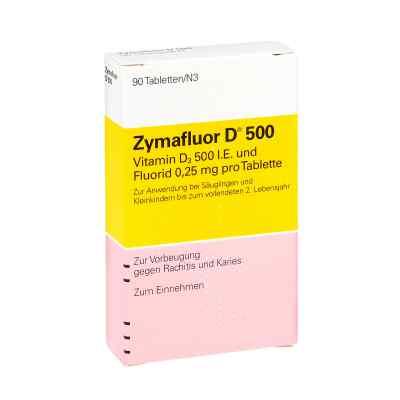 Zymafluor D 500  bei apo.com bestellen
