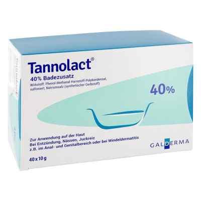 Tannolact 40% Badezusatz Beutel  bei apotheke-online.de bestellen