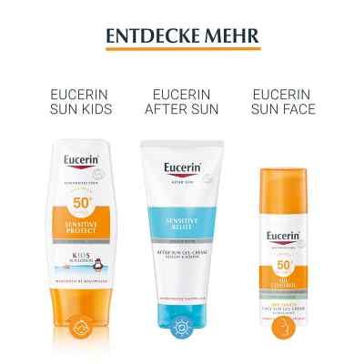 Eucerin Sun Sensitive Protect Lotion Extra Light LSF 30  bei apo.com bestellen