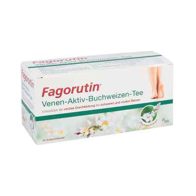 Fagorutin Venen-aktiv-buchweizen-tee Filterbeutel  bei apo.com bestellen