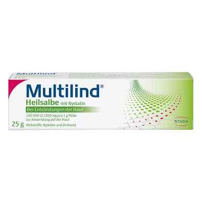 Multilind Heilsalbe mit Nystatin  bei apo.com bestellen