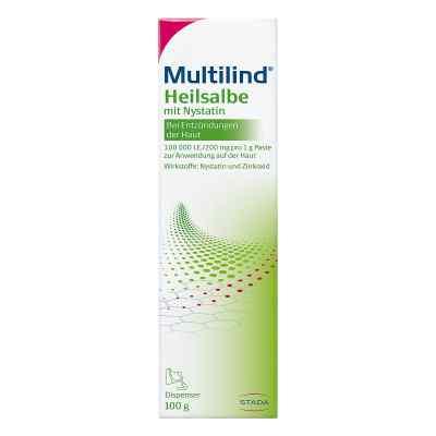 Multilind Heilsalbe mit Nystatin  bei vitaapotheke.eu bestellen