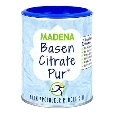 Basen Citrate Pur Pulver nach Apotheker Rudolf Keil  bei apotheke-online.de bestellen
