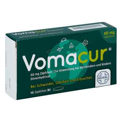Vomacur 40mg  bei vitaapotheke.eu bestellen