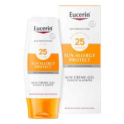 Eucerin Sun Allergie Schutz Creme-gel Lsf 25  bei apo.com bestellen
