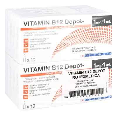 Vitamin B12 Depot Rotexmedica Injektionslösung  bei apo.com bestellen