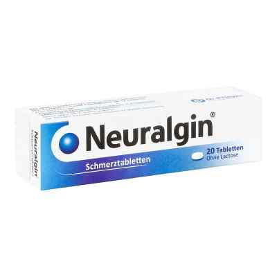 Neuralgin Schmerztabletten 250mg/200mg/50mg  bei apo.com bestellen
