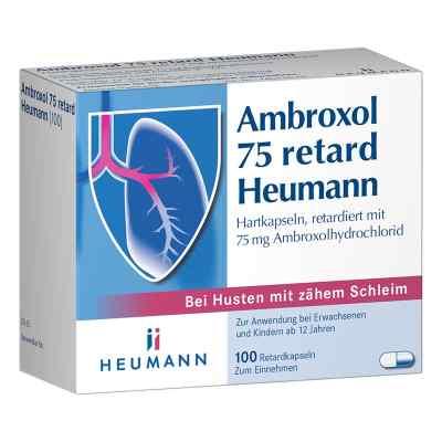 Ambroxol 75 retard Heumann  bei apo.com bestellen