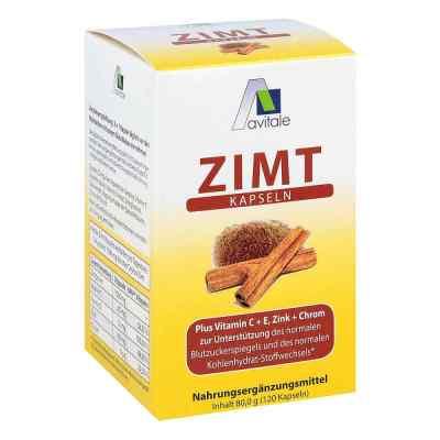 Zimt Kapseln 500 mg+Vitamin C+e  bei apo.com bestellen