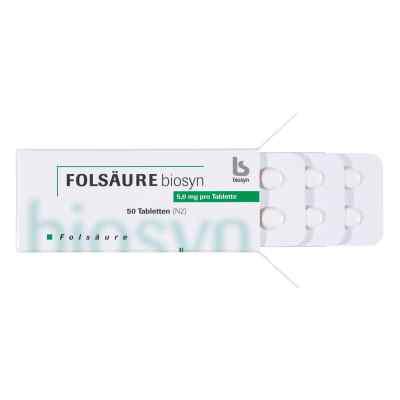 Folsäure 5 mg Tabletten  bei apotheke-online.de bestellen