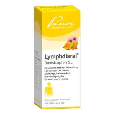 Lymphdiaral Basistropfen Sl  bei vitaapotheke.eu bestellen