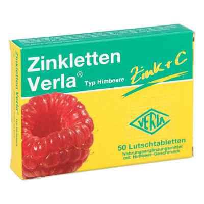 Zinkletten Verla Himbeere Lutschtabletten  bei vitaapotheke.eu bestellen