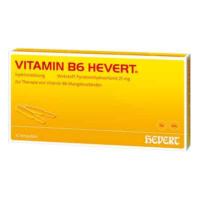 Vitamin B6 Hevert Ampullen  bei apo.com bestellen