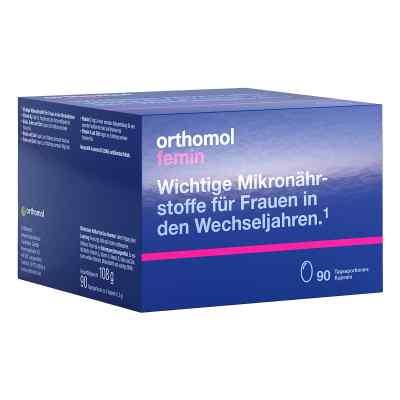 Orthomol Femin Kapseln  bei vitaapotheke.eu bestellen