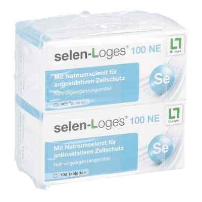 Selen Loges 100 Ne Tabletten  bei apo.com bestellen
