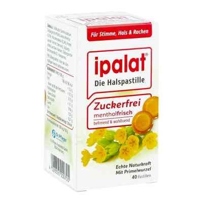 Ipalat Halspastillen zuckerfrei  bei apotheke-online.de bestellen