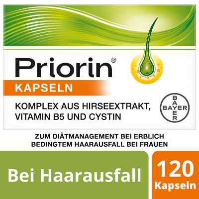 Priorin Neu Kapseln bei Haarausfall  bei apotheke-online.de bestellen
