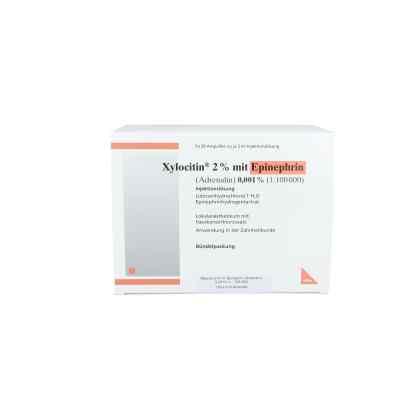 Xylocitin 2% mit Epinephrin 0,001% Ampullen  bei apo.com bestellen