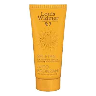 Widmer Selftan Lotion leicht parfümiert  bei apo.com bestellen