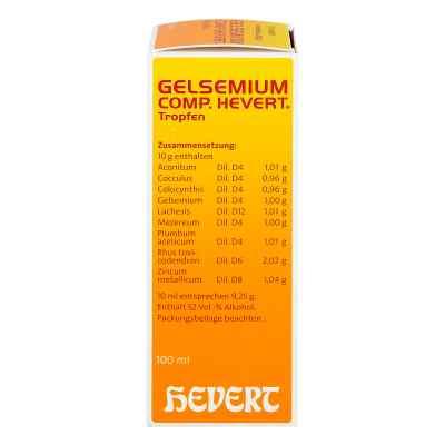 Gelsemium Comp. Hevert Tropfen  bei apo.com bestellen