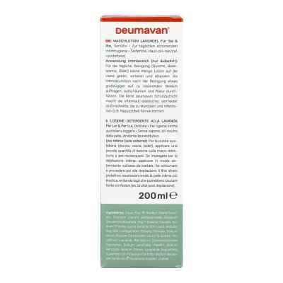 Deumavan Waschlotion sensitiv mit Lavendel  bei apo.com bestellen