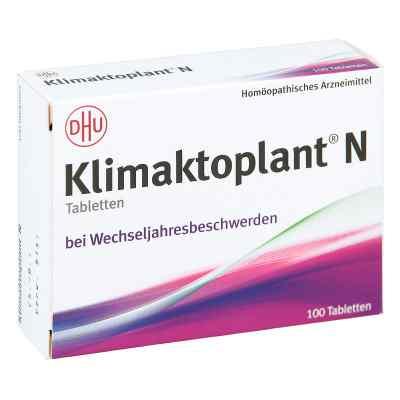 Klimaktoplant N Tabletten  bei vitaapotheke.eu bestellen