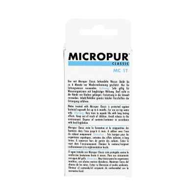 Micropur Classic Mc 1t Tabletten  bei apo.com bestellen