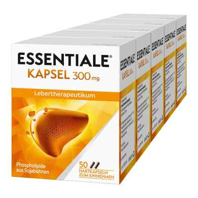 Essentiale Kapsel 300mg  bei apo.com bestellen