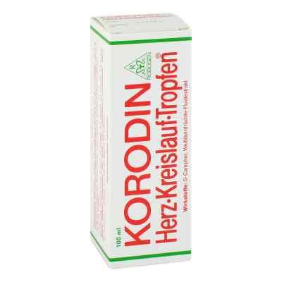 Korodin Herz Kreislauf Tropfen  bei apotheke-online.de bestellen