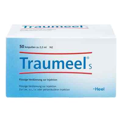 Traumeel S Ampullen  bei apotheke-online.de bestellen