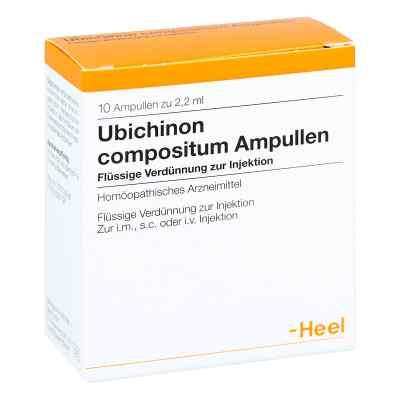 Ubichinon compositus Ampullen  bei apotheke-online.de bestellen