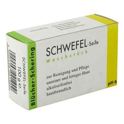 Schwefel Seife Blücher Schering  bei apo.com bestellen