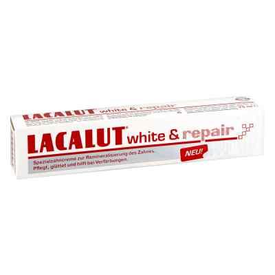 Lacalut white & repair Zahncreme  bei apo.com bestellen