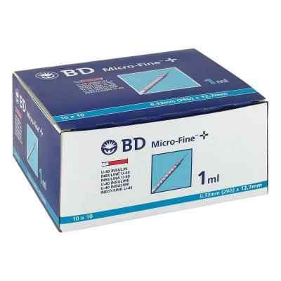 Bd Micro-fine+ U 40 Ins.spr. 12,7 mm  bei apotheke-online.de bestellen