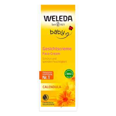 Weleda Calendula Gesichtscreme  bei vitaapotheke.eu bestellen