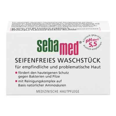 Sebamed seifenfreies Waschstück  bei apotheke-online.de bestellen
