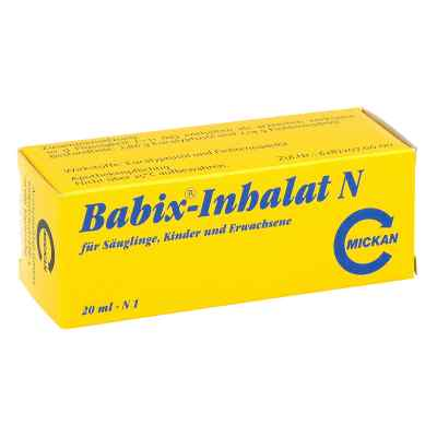 Babix-Inhalat N  bei apo.com bestellen