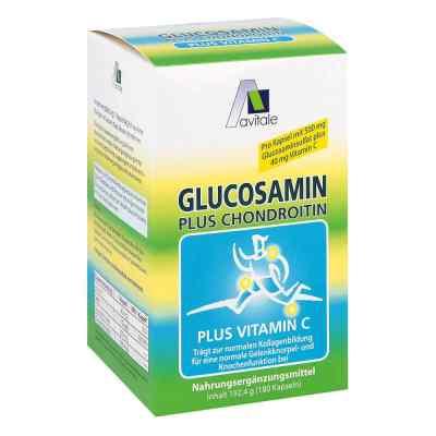 Glucosamin 500 mg+Chondroitin 400 mg Kapseln  bei apotheke-online.de bestellen