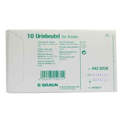 Urin Beutel  für  Kdr.z.ankleben unsteril ohne Antir.Vent.  bei apo.com bestellen