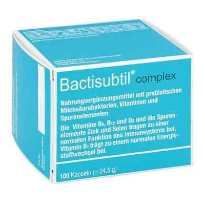 Bactisubtil Complex Kapseln  bei apotheke-online.de bestellen