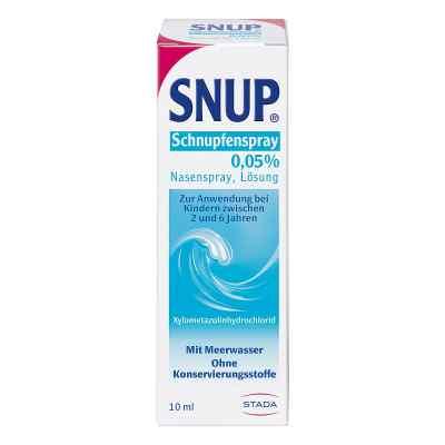 Snup Schnupfenspray 0,05%  bei apotheke-online.de bestellen