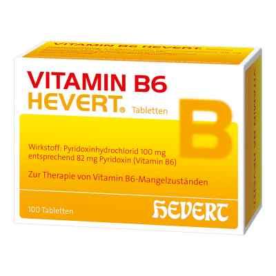 Vitamin B6 Hevert Tabletten  bei apo.com bestellen
