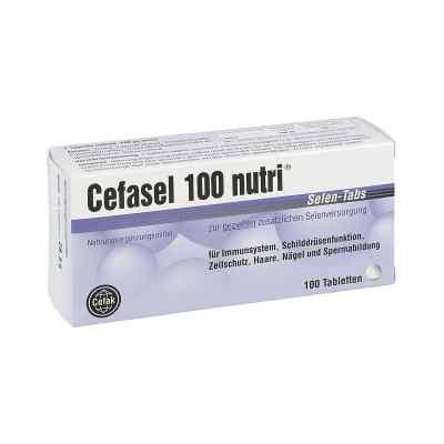 Cefasel 100 nutri Selen Tabs Tabletten  bei apo.com bestellen