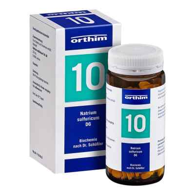 Biochemie Orthim 10 Natrium sulfuricum D 6 Tabletten   bei vitaapotheke.eu bestellen