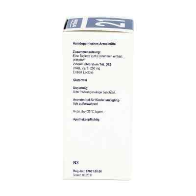 Biochemie Orthim 21 Zincum chloratum D 12 Tabletten   bei apo.com bestellen