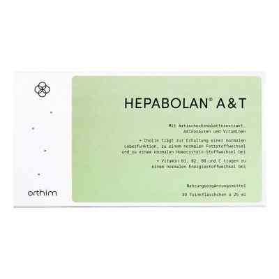 Hepabolan A&t Trinkampullen  bei apo.com bestellen